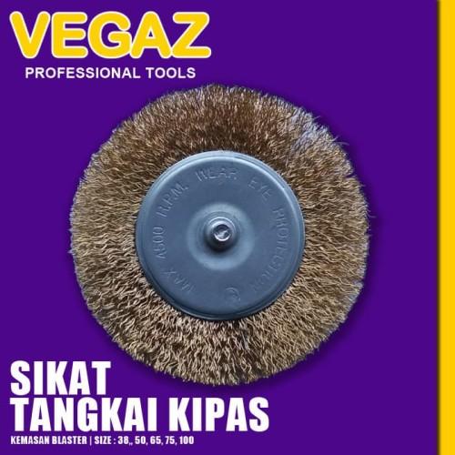 Foto Produk VEGAZ - Mata Bor Sikat Kawat Kipas dari Vegaz-Tools