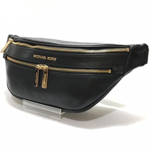 Foto Produk Ready Mk Kenly Medium Waist Pack CrossBody Black dari ferliarj16