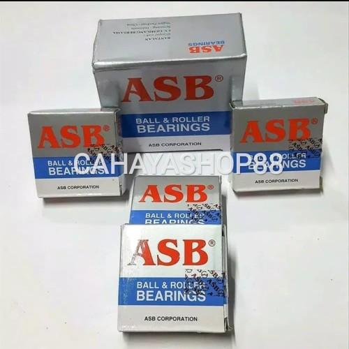Foto Produk Bearing 607 ZZ(tutup besi) Merk ASB dari cahayashop88