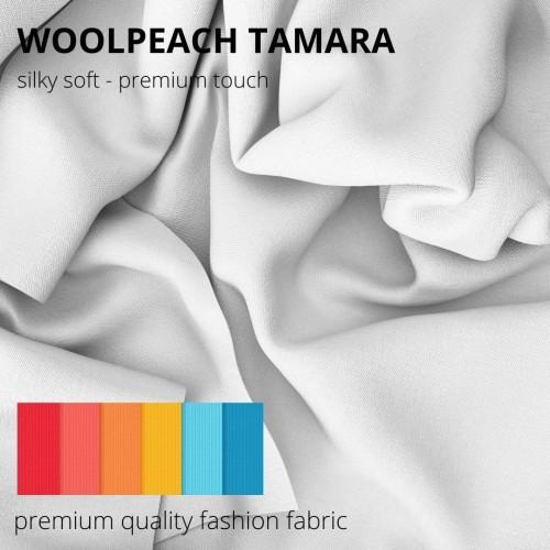 Foto Produk Kain Wolfis Tamara / Wollpeach Tamara / Wollvis Tamara (Per 0,5 Meter) dari Toko Brukat