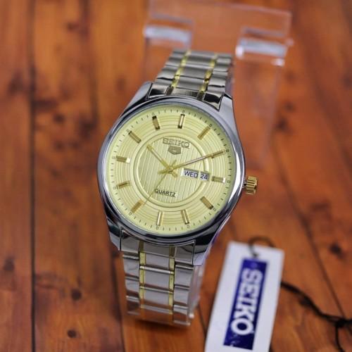 Foto Produk jam tangan Seiko tanggal hari aktif dari enak jaya