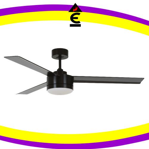Foto Produk MT EDMA 52in Omni Plus Kipas Angin Dekorasi Plafon - Hitam dari Ekklesia Lighting & Interior