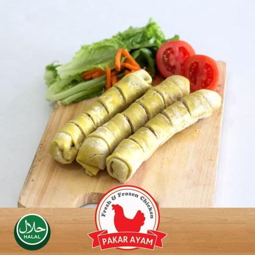Foto Produk Egg Roll Isi 3 Pcs per Pack. Kualitas Restoran Premium dari Pakar Ayam