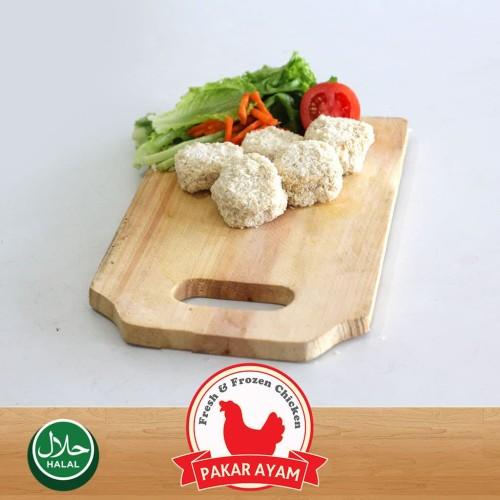 Foto Produk Nugget Spicy Chicken Isi 15 Pcs per Pack Kualitas Restoran Premium dari Pakar Ayam