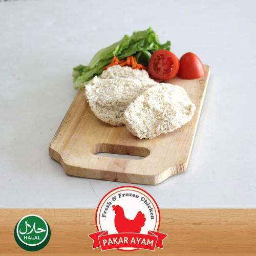 Foto Produk Chicken Katsu Nugget Isi 7 Pcs per Pack Kualitas Restoran Premium dari Pakar Ayam