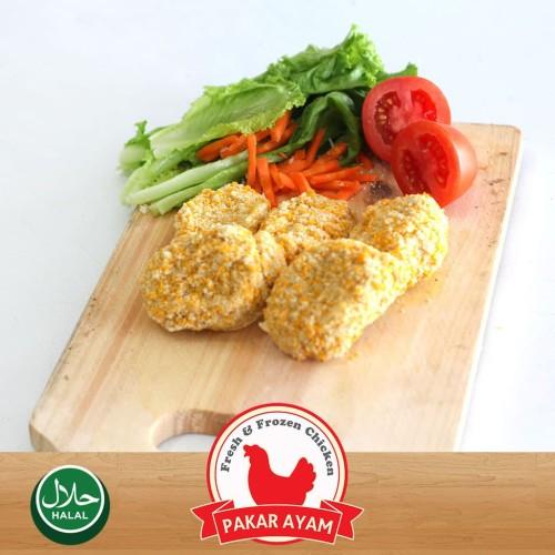 Foto Produk Nugget Hot Shrimp Roll Isi 15 Pcs per Pack. Kualitas Restoran Premium dari Pakar Ayam