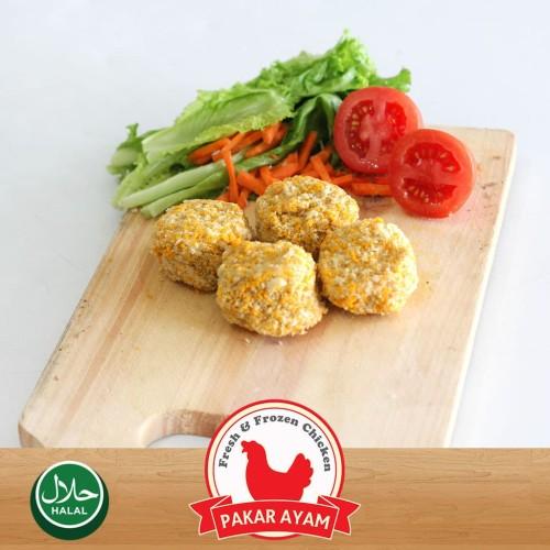 Foto Produk Nugget Hot Spicy Chicken Isi 15 Pcs per Pack Kualitas Restoran Premium dari Pakar Ayam