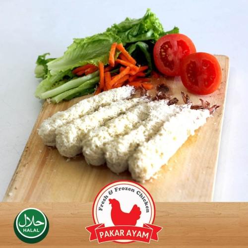 Foto Produk Nugget Ebi Furai Isi 8 Pcs per Pack. Kualitas Restoran Premium dari Pakar Ayam