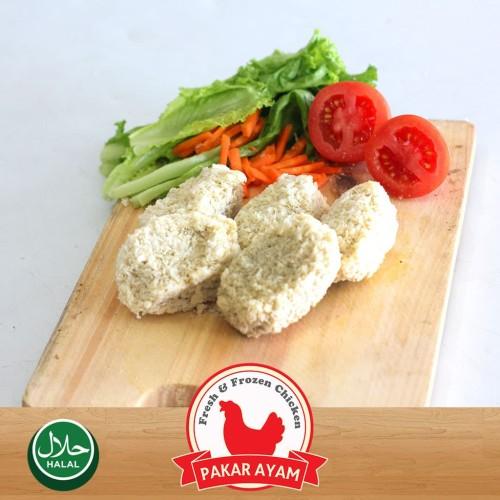 Foto Produk Nugget Shrimp Roll Isi 15 Pcs per Pack. Kualitas Restoran Premium dari Pakar Ayam