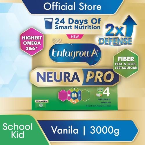 Foto Produk Enfagrow A+4 Vanila 3000g dari Enfa A+ Official Store
