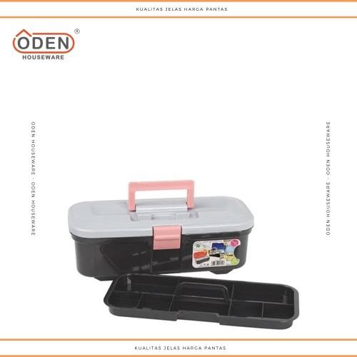 Foto Produk Kotak Peralatan / Tool Box 1890 Green Leaf dari Oden-Houseware