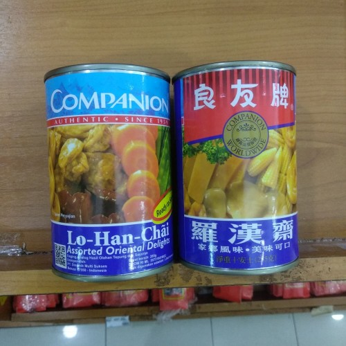 Foto Produk Companion Lo Han Chai 285g dari cubeecubee