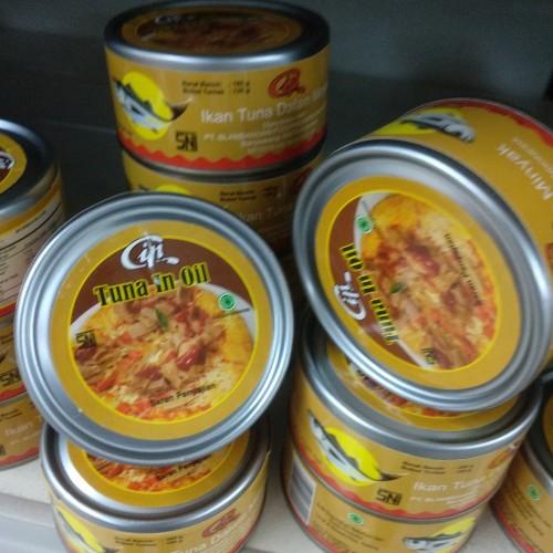 Foto Produk Cip Tuna In Oil 185g dari cubeecubee