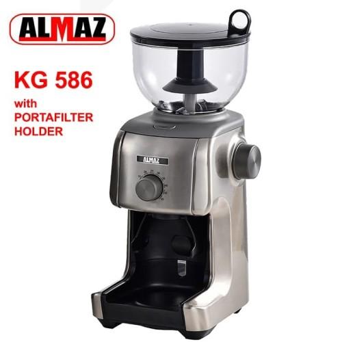 Foto Produk Mesin Giling Penggiling Kopi Listrik Almaz KG586 Coffee Grinder dari Kopi Jayakarta
