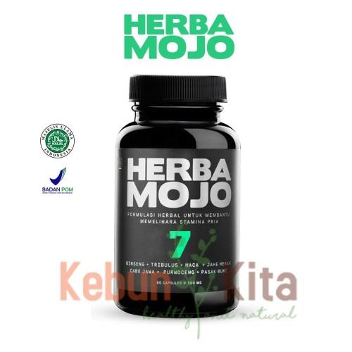 Foto Produk Herbamojo - 60 Kapsul dari Kebun Kita