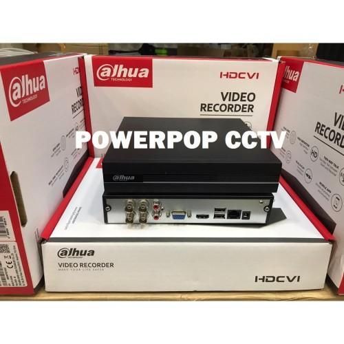 Foto Produk DVR CCTV 4CH DAHUA COOPER 5IN1 HD 1080 MURAH GARANSI RESMI dari powerpop