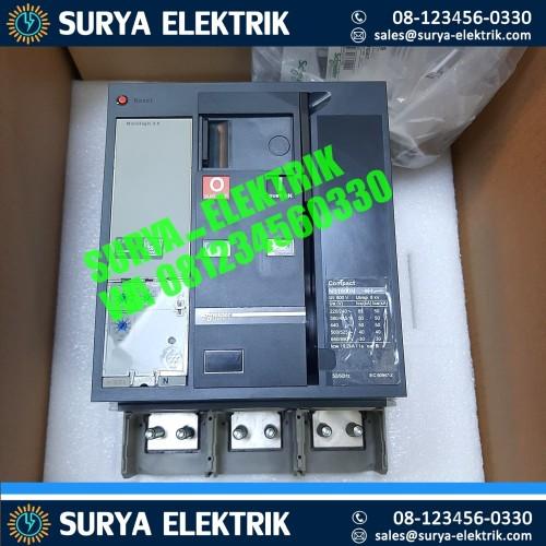 Foto Produk Schneider MCCB NS 630 NS630b N NS630BN NS630 BN 630A Electric Motor dari SURYA-ELEKTRIK