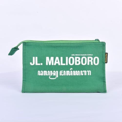 Foto Produk Dagadu Aseli Official Apparel Dompet Pouch - Jalan Malioboro dari Dagadu Official Shop
