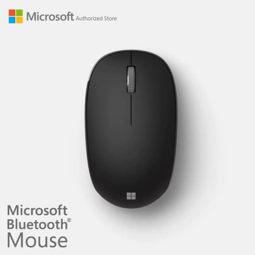 Foto Produk Microsoft Bluetooth Mouse Black [RJN-00005] dari Microsoft Authorized