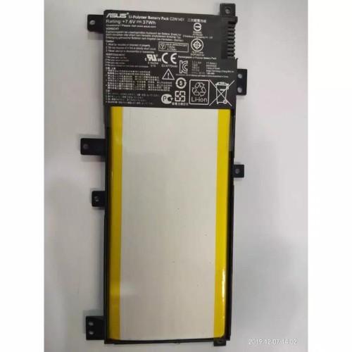Foto Produk Original Baterai Laptop Asus C21N1401 A455L A455LN A455LF X455 X455L dari Nootbook part