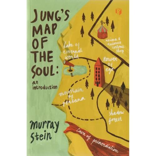 Foto Produk [Buku] Jung's Map Of The Soul: An Introduction - Murray Stein dari ombotak