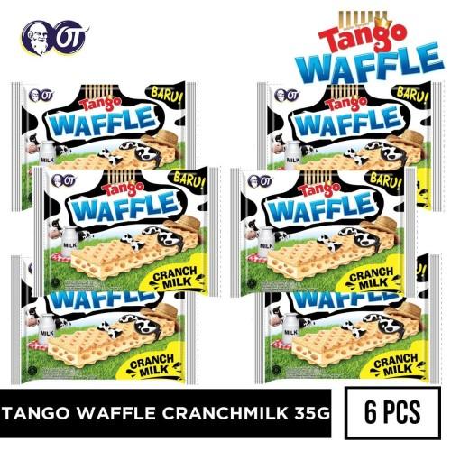 Foto Produk TANGO WAFFLE CRANCHMILK 35G dari OT STORE OFFICIAL