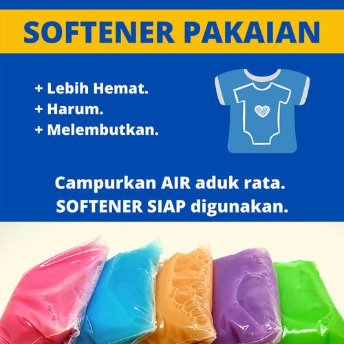 Foto Produk Softener 1L - BIANG SOFTENER 1 Liter - Refill - DIY - Biru Muda dari mix & deal
