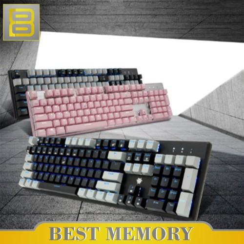 Foto Produk Hexgears GK10 Water Resistant Mechanical Keyboard Kailh LH Switches dari BEST MEMORY