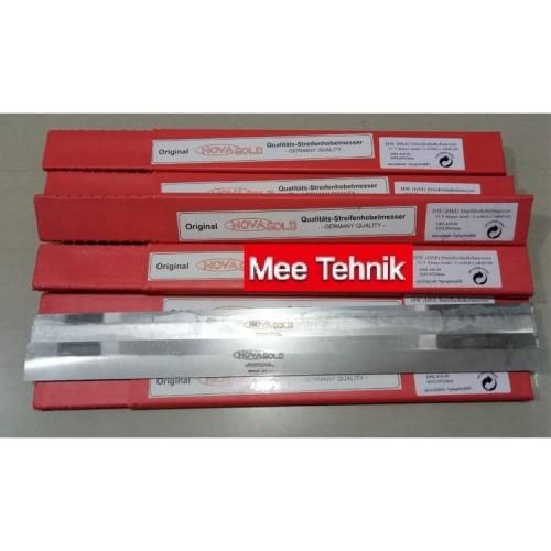 Foto Produk Pisau Planer TCT Merk Nova 410 x 30 x 3mm Rp.246.000/pcs dari Mee Online Order