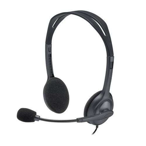 Foto Produk Logitech Stereo Headset H111 dari Flazz Computer Pekanbaru
