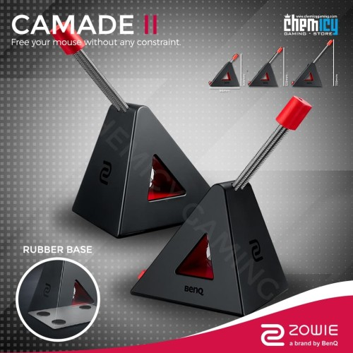 Foto Produk Zowie Camade II Mouse Bungee dari Chemicy Gaming