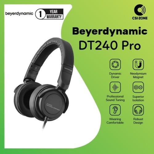 Foto Produk Beyerdynamic DT240 / DT 240 Pro Monitoring Headphone dari csi-zone