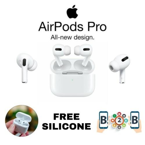 Foto Produk APPLE AIRPODS PRO WITH WIRELESS CHARGING ORIGINAL - AIRPOD dari b2b mobile