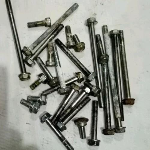 Foto Produk baud block mesin vario 110 / beat / vario 125 / scoopy original dari Asoka Racing