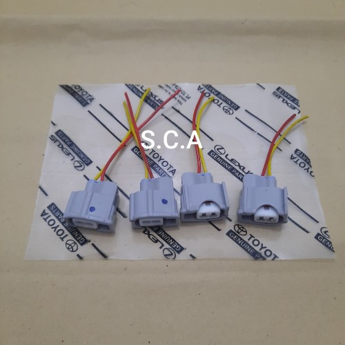 Foto Produk soket injector injektor nozzle avanza innova rush yaris asli original dari sinarcemelang autoprat