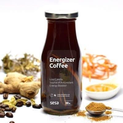 Foto Produk SESA Beverages - Energizer Coffee 300 ml dari SESA Official