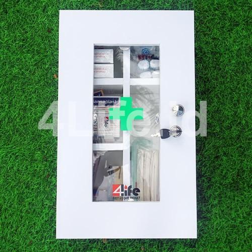 Foto Produk Kotak P3K / Box Kayu Tipe B / Sesuai Kemenaker dari 4Life Indonesia PT DHS