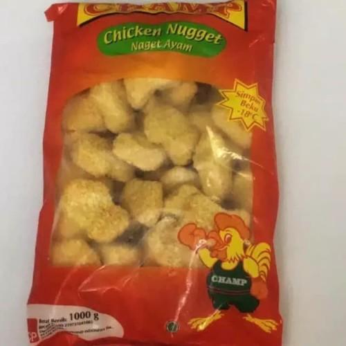 Foto Produk Champ Nugget 500gr / 1kg - 500 GR dari HokTung Mart