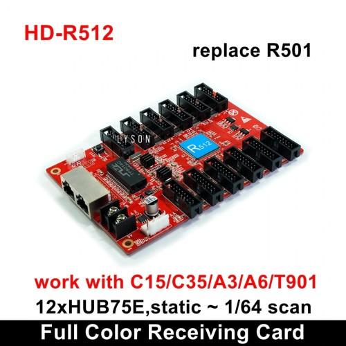 Foto Produk Huidu HD-R512 Full Color Receiving Card Replace old HD-R501 dari SparepartkuOnline