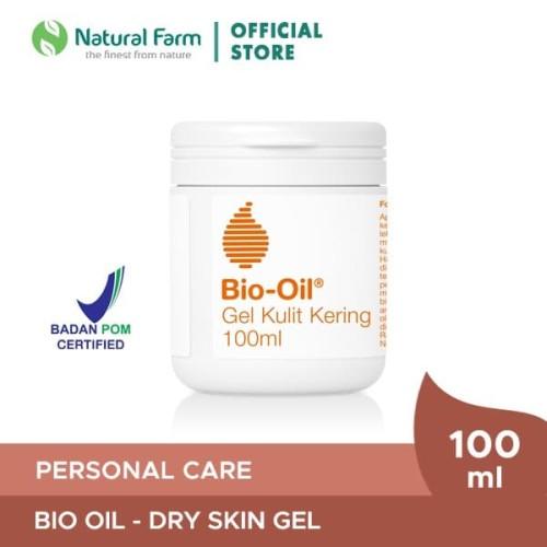 Foto Produk Bio Oil - Dry Skin Gel 100ml dari Natural Farm