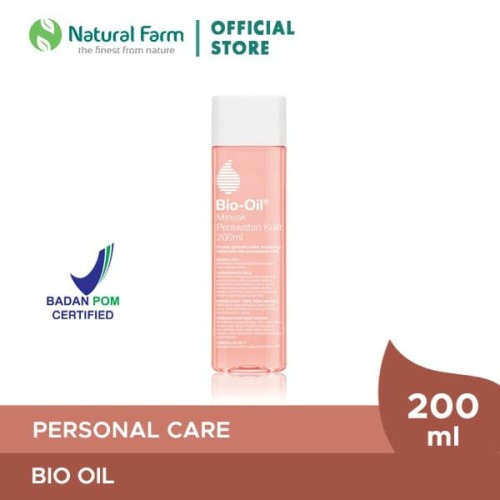Foto Produk Bio Oil 200Ml dari Natural Farm