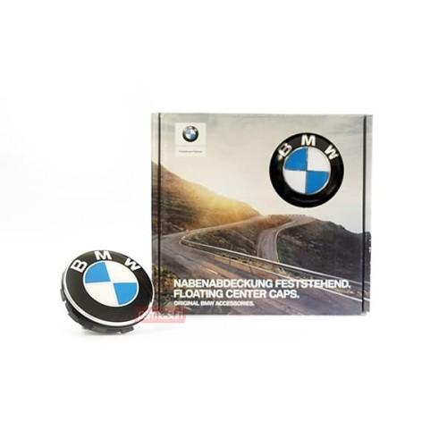 Foto Produk BMW Hub Cap Fix Floating Original - 69mm untuk velg BMW PCD 5x120 dari PERMAISURI