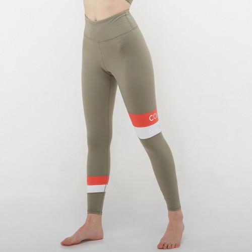 Foto Produk CoreNation Active Maureen Legging Premium - Olive - S dari CoreNation Active