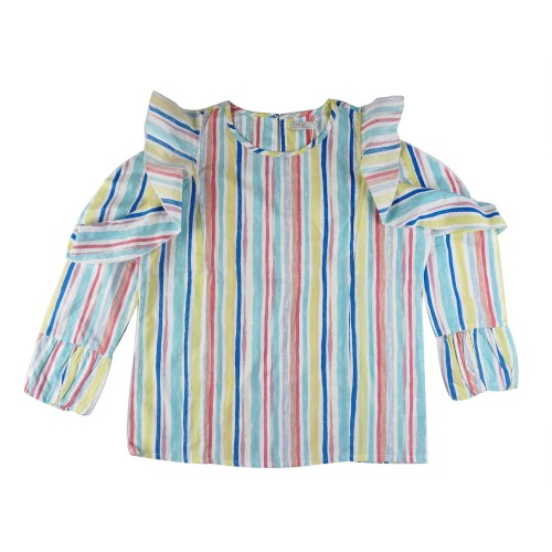 Foto Produk KIDS ICON - Blouse Anak Perempuan CURLY 4-14 Tahun - LYB01600180 - 6-7 tahun dari Kids Icon
