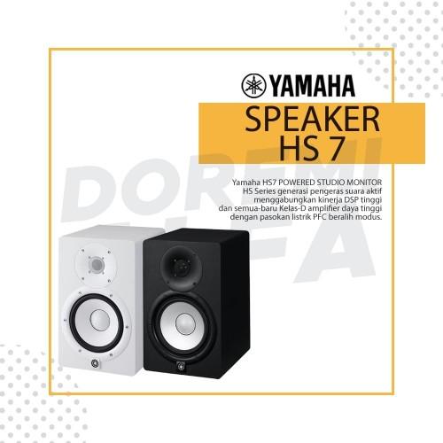 Foto Produk Yamaha HS7 / Monitor Speaker HS7 / Monitor Recording HS7 dari Doremi Alfa