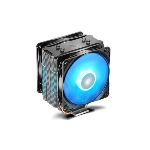 Foto Produk Deepcool Gammaxx 400 Pro Dual Fan Blue LED CPU Cooler dari Flazz Computer Pekanbaru