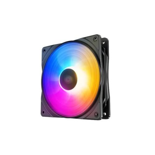 Foto Produk Deepcool RF 120 FS Fixed RGB LED 4 Pin PWM dari Flazz Computer Pekanbaru