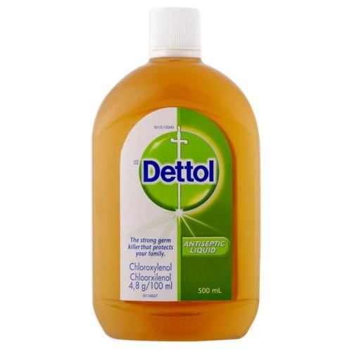 Foto Produk Dettol Antiseptic Liquid 500ml dari Watsons Indonesia