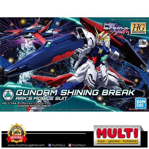 Foto Produk GUNDAM HGBD 022 SHINING BREAK 55576 dari Multi Toys