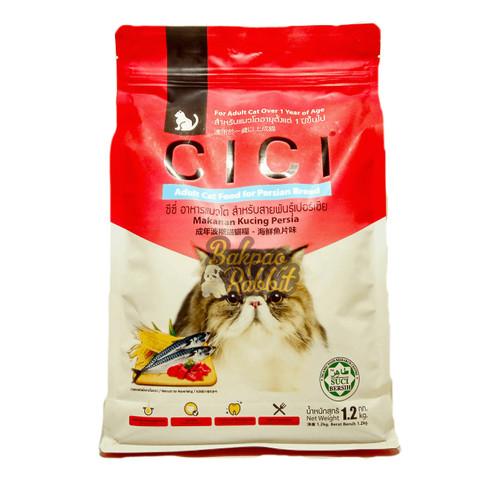 Foto Produk CICI Adult Cat Food for Persian Breed 1.2kg dari Bakpao Rabbit